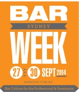 2014 Bar Week Logo